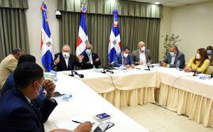 Gobierno RD contempla proyectos de inversión pública por $55 mil millones