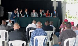 Gobierno dominicano reúne a los manejadores y promotores artísticos