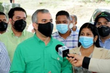 Inespre lleva «bodegas móviles» a distintos barrios de Santo Domingo
