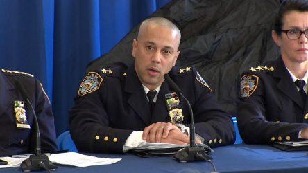 Dominicano Fausto Pichardo renuncia al cargo de jefe de patrulleros de NY