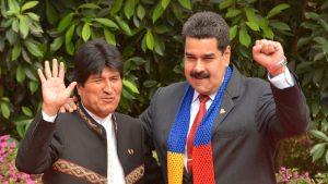 BOLIVIA: Morales y Maduro excluidos de la toma de posesión de Arce