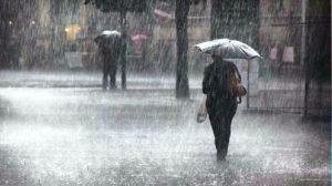 COE sube a 12 las provincias en alerta por lluvias, tres están en nivel amarillo
