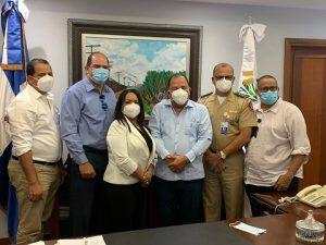 Diputada gestiona recuperar terrenos invadidos de dominicanos en USA