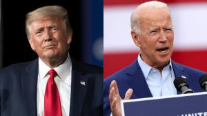 EEUU: Trump y Biden harán apelación último momento a votantes en Florida