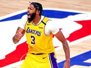Anthony Davis rechaza 24 millones de Lakers y se convierte en agente libre