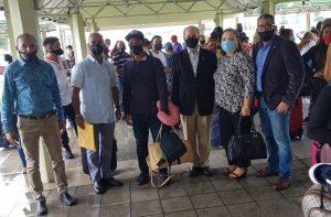 TRINIDAD Y TOBAGO: Embajada RD facilita repatriación 50 dominicanos