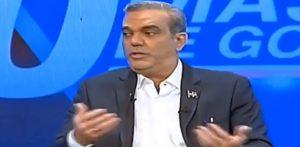 Luis Abinader: República Dominicana no puede financiar partos de haitianas