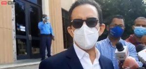 Abogado de Alexis Medina defiende legalidad de contratos con el Estado