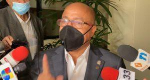 Alfredo Pacheco anuncia no volverá a aspirar jamás a diputado ni senador