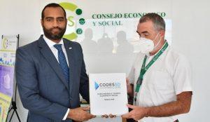 Consejo de Desarrollo Social de Santo Domingo es electo miembro del CES