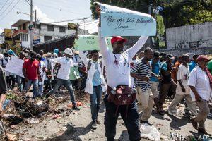 Médicos de Haití por la vida