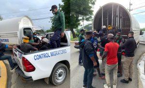 RD detiene cientos de haitianos indocumentados en operativos