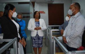 Juramentan a Ramona Santana como fiscal titular interina en San Cristóbal