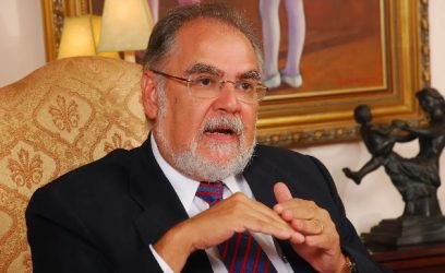 Ministro de Economía aboga por la fiscalización social del pacto fiscal