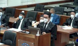 El Ministerio Público concluye lectura de acusación en el caso Odebrecht