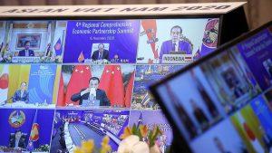 15 países Asia-Pacífico firman mayor tratado de libre comercio del mundo