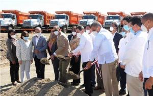PERAVIA: MOPC inicia los trabajos de construcción circunvalación de Baní