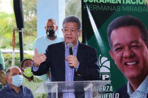 Leonel ve PLD emborrachó de poder y por eso pasa por situaciones difíciles