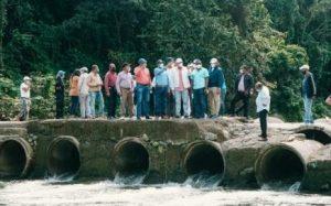 LA VEGA: INDRHI y EGEHID retoman construcción de la presa de Guaigüí