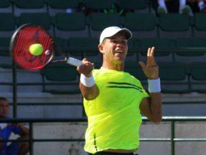 Hardt y Olivares avanzan en dobles del M15 de Tenis Santo Domingo 2020