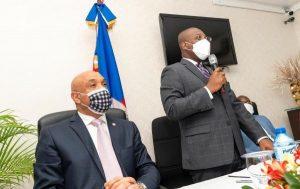Canciller de Haití se reúne con la diáspora de su país en Santo Domingo