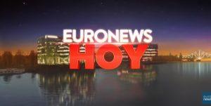 EURONEWS:  Noticias internacionales desde un punto de vista europeo