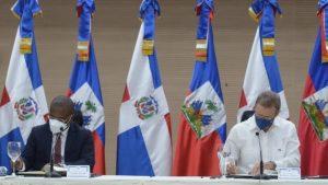 R.Dominicana y Haití acordaron  reactivar abandonada comisión mixta