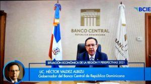 Gobernador del BC afirma medidas permitirán recuperación de economía