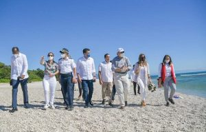 BARAHONA: Collado promete apoyo agenda dirigentes turísticos del Sur