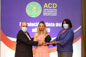 La ACD elige a la karateca María Dimitrova como la Atleta del Año
