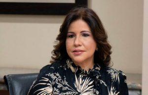 Margarita Cedeño confirma sus aspiraciones a Presidencia de RD