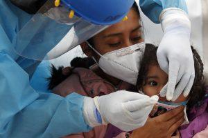 MEXICO: Mil 106 muertos y 21 mil casos de Covid-19 en un día