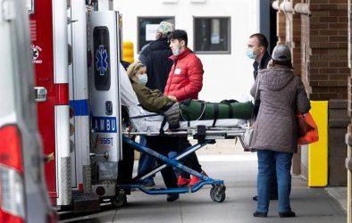NUEVA YORK: Las infecciones de coronavirus superan ya el millón