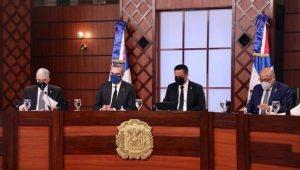 El juez Vargas y otros tres juristas son elegidos al Tribunal Constitucional