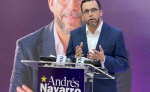 Navarro dice busca Secretaría General del PLD para contribuir con su partido