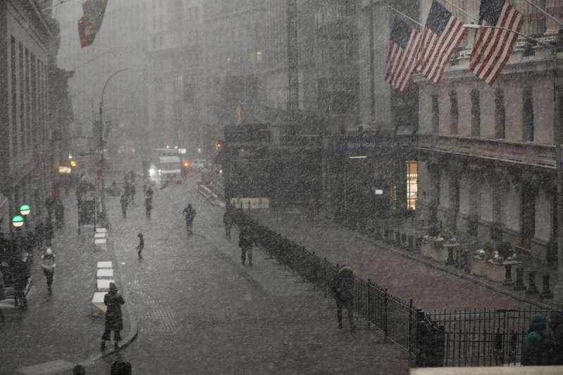 Alerta tormenta de nieve de dos días en N.York, Nueva Jersey y Connecticut