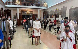 COSTA RICA: Embajada dominicana auspicia misa en honor de la Virgen
