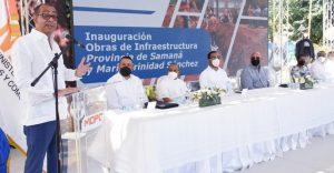 Invertirán 700 millones de pesos en un boulevard en entrada ciudad Samaná