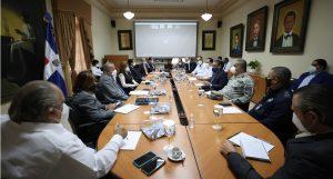 Gabinete Salud coordina esfuerzos interinstitucionales para vacunación