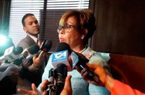 Diputada Rafaela Alburquerque vuelve al PRSC, «nunca me sentí peledeista»