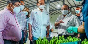 Bisonó destaca recuperación 97% de empleos perdidos en zonas francas
