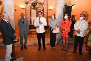 Ministro de Turismo agradece prensa de Francia celebrar asamblea en RD