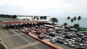 Algunos en la R.Dominicana iniciaron un lapso de seis días de vacaciones
