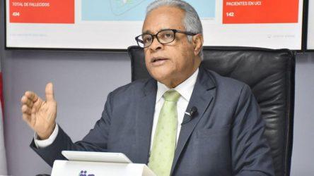 ExMinistro de Salud dice el Gobierno luce cansado y perdido frente a covid