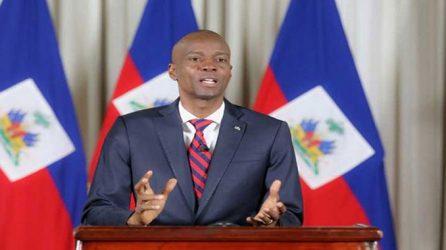 HAITÍ: Presidente Moise llama a firmar un acuerdo político a 25 años en Haití
