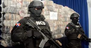 SPM: Ocupan 456 paquetes cocaína en lancha proveniente de Suramérica