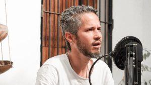 Vicente García asegura a través de la música encuentra lugar a reflexionar