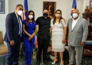 CUBA: Embajada de RD abre espacio  para venerar la virgen de la Altagracia