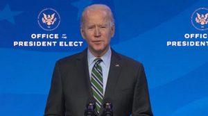 EU: Biden firmará una decena de decretos en su primer día en el poder