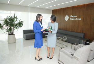 Banco Santa Cruz se posiciona en el ranking de las Mejores Empresas